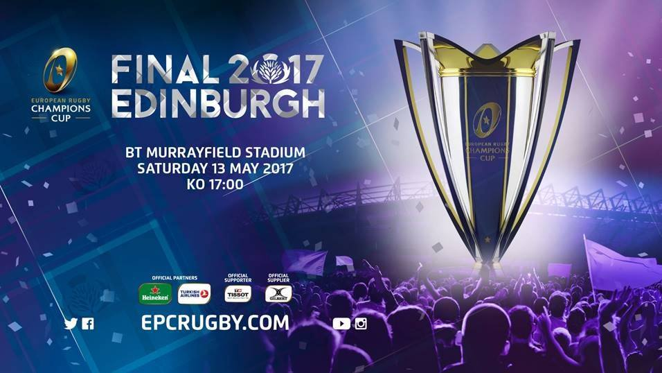 European Rugby Champions Cup Final May