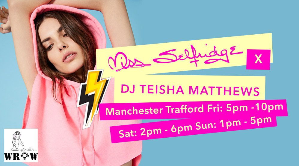 Miss Selfridge Concurred Manchester Trafford