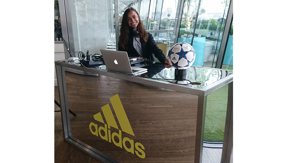 Adidas: Ready To Party