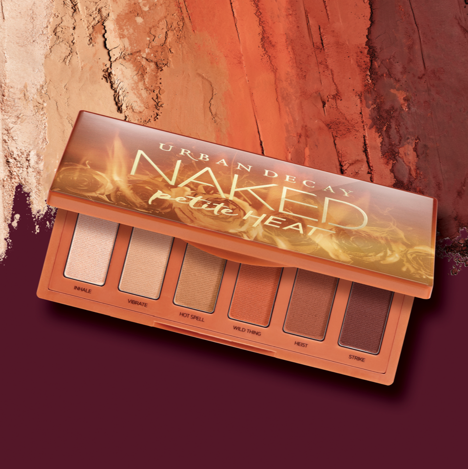 Urban Decay Cosmetic – Naked Petite Heat Launch!