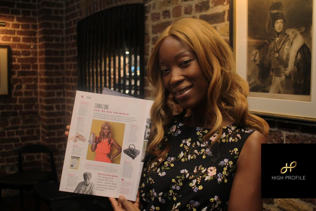 IoD Features DJ China L'One