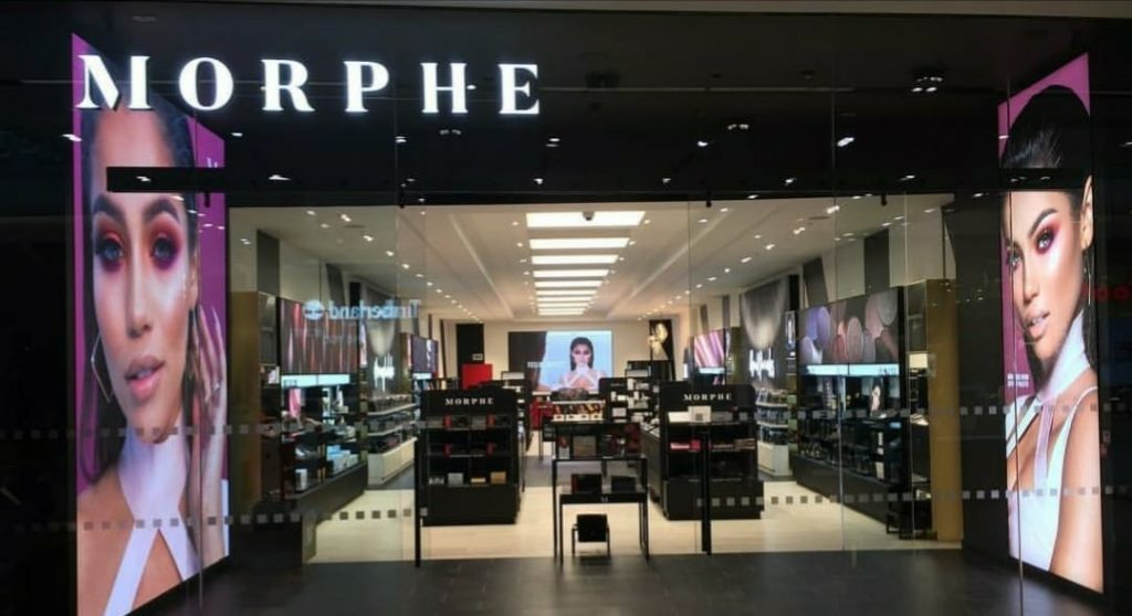 MORPHE – Transforming the art of makeup.