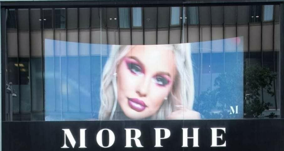 Morphe – Launched in Liverpool – One Shopping Centre