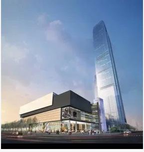 Luxury Sky Hotel – Niccolo Changsha, CHINA