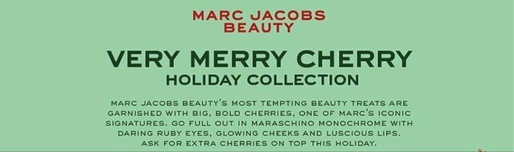 Marc Jacobs Beauty – Virtual Festive Festival – Zoom
