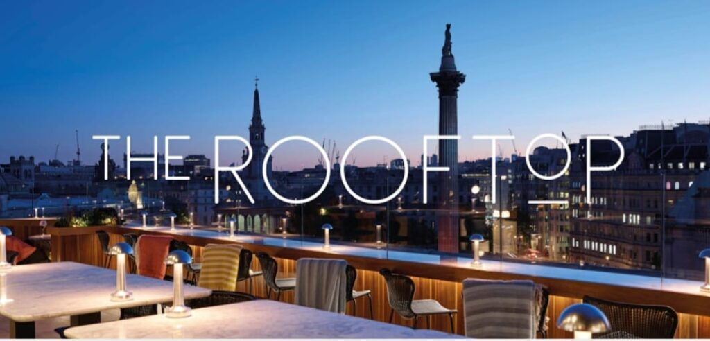 Sunday Summer Vibes – The Rooftop – St James Hotel