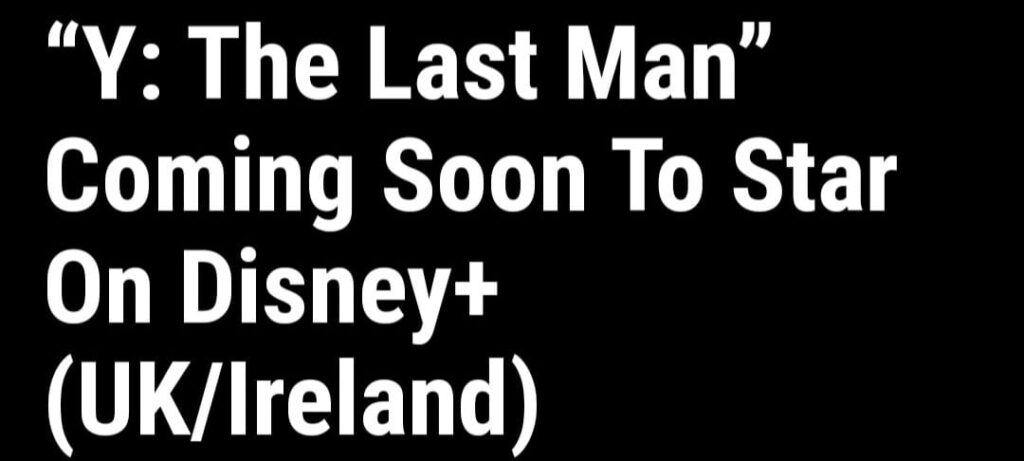DJing for The Release of  Disney Plus New TV Programme – 'Y The Last Man'